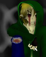 Ben Drowned by LittleMsEnvious