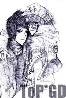 BB - TopxGD by Ar-ze713