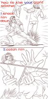 How to kiss your bro by chuangshijie