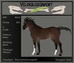 Veloculeus Import 0039 by daughterofthestars