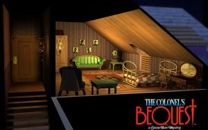 The Colonel's Bequest by emaciate