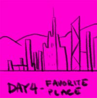 Day 4 - Favorite Place by mosuga