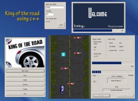 C++ Car racing Game by fais3000