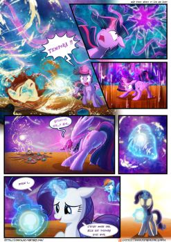 MLP - Timey Wimey page 80 by Bharb