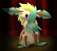AT-Stage Fright by FENNEKlNS