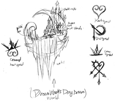 KH WORLD: Dreamworks Daydream by spock-sickle