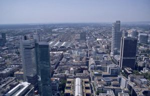 Frankfurt am Main by Juelej