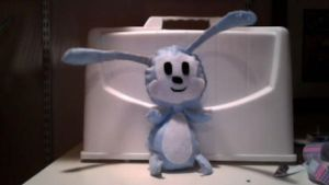 Epic Mickey: Bunny Kid Plushie by RaltheCommentator