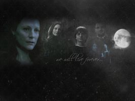 We will live forever by Lennves