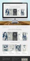 Singkong Home Page by vennerconcept