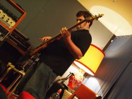 Bass tracking by JolanthusTrel