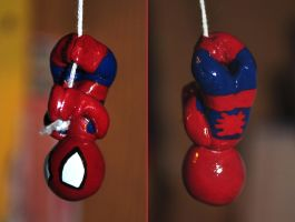 clay Spiderman v1 by cihutka123