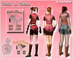 Claire R. - Made In Heaven by Claire-Wesker1