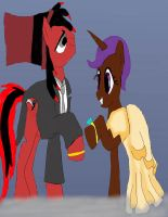 tooncritic and eliyora pen the proposal work 3 by daylover1313