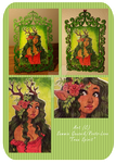 Plaque-Tree Spirit ( for sale!) by Roots-Love
