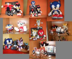 My Sonic Collection 1 by Silver-Fan