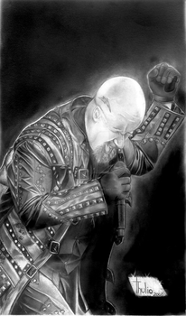 Rob Halford by thuttodesign