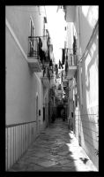 Life in the alleys of Formia by CryLittleWitch