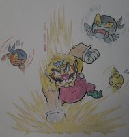 Wario by GSPARRowdeathlegend