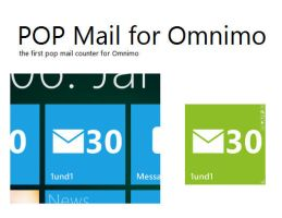 POP Mail for Omnimo by xjannikx