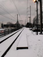 Clifton-Aldan in the snow by citynetter