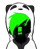 I'm a Panda! by Behrooze