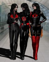 3 BARONESS by elenaevil
