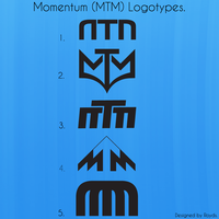 MTM Logotypes. by Royds