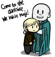 Come to the Darkside by p-h-e-o