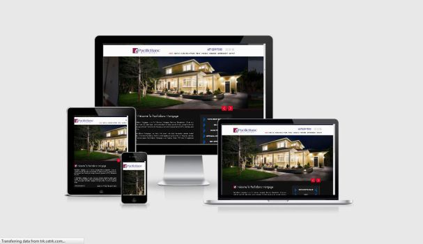 PacificBanc Mortgage Website by shapemetal