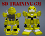 SD Training GM by lordvipes