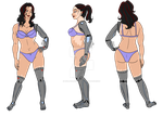 Gena Grant [Section 51 Full Profile WIP] by Kya-Valentine
