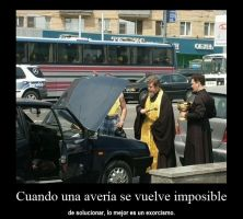 Averia Imposible by chusonic