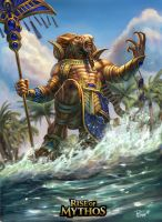 Khnum by PTimm