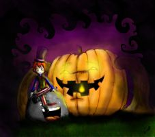 This is Halloween Version 2 by pyroenzo