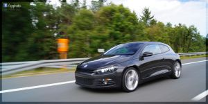 VW Scirocco 1.4 TSI by cpphoto
