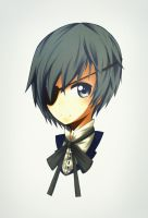 Ciel Phantomhive by xxNoobCakes