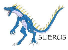 Slierus Redesign for Cyprus-1 by Daizua123