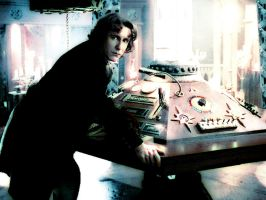 The Eighth Doctor - Wallpaper by Silvacat5