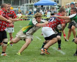 Can-Am Rugby Tournament II by akeithphotography