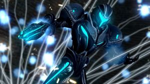 Dark Samus by dumbass333
