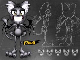 Noise: The Bat 'Fang' by Joeyto1985