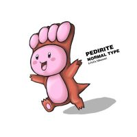Pedirite by k-hots