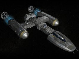 Y Wing by adit1001