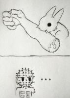 Attack of the Killer Bunny by AlexAngelPrince