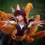 Fox Fire - League of Legends by LocoAddicted