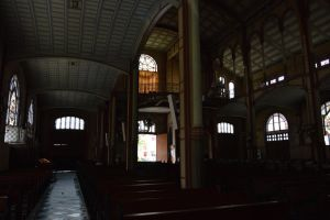 Inside Cathedral Saint Louis to Fort de France by A1Z2E3R
