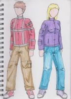 Utility Jacket by Dragonshire23
