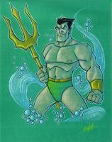 namor by natelovett