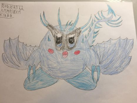 Kirby + HTTYD Super Ability: Starstruck Gemridge! by TheDaybringer